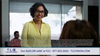 TLC Vision TV Spot, 'Open Your Eyes to 2020' - Thumbnail 9