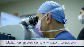 TLC Vision TV Spot, 'Open Your Eyes to 2020' - Thumbnail 6