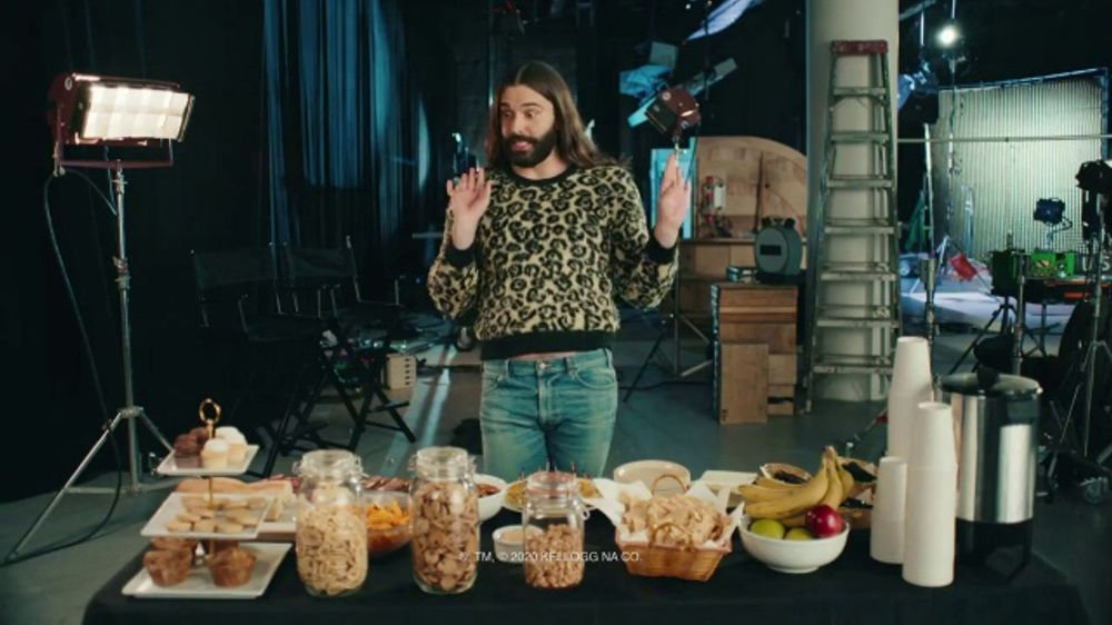 Pop-Tarts: Teaser: Jonathan Van Ness Freak Out