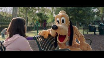 Disney World 4-Park Magic Ticket TV Spot, 'Park Bench Conversation: $89' - Thumbnail 4