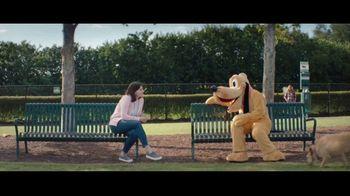 Disney World 4-Park Magic Ticket TV Spot, 'Park Bench Conversation: $89' - Thumbnail 6