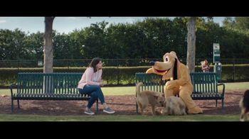 Disney World 4-Park Magic Ticket TV Spot, 'Park Bench Conversation: $89' - Thumbnail 8