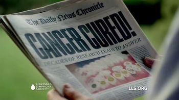 The Leukemia & Lymphoma Society TV Spot, 'We Can See It' - Thumbnail 4