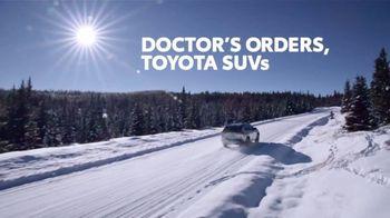 Toyota TV Spot, 'Dear Cabin Fever' [T2] - Thumbnail 6
