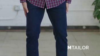 MTailor TV Spot, 'Custom Jeans That Fit'