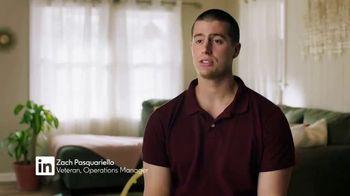 LinkedIn TV Spot, 'Putting Family First: Zach Pasquariello' - Thumbnail 2
