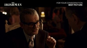 Netflix TV Spot, 'The Irishman' Song by The Five Satins - Thumbnail 5