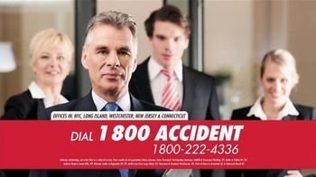 1 800 Accident TV Spot, 'Highly Skilled'