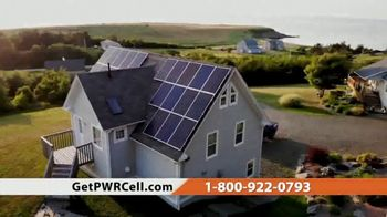 Generac PWRcell TV Spot, 'Harnessing the Sun's Power'
