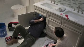Lowe's Bath Savings Event TV Spot, 'Remodeling Team: Faucets' - Thumbnail 3