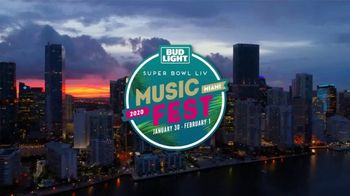 Super Bowl Music Fest TV Spot, '2020 Miami: American Airlines Arena: Meek Mill' - Thumbnail 1
