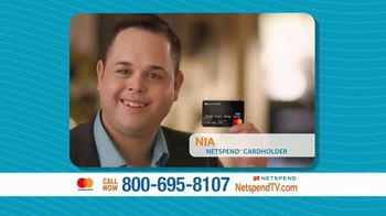 NetSpend Prepaid Mastercard TV Spot, 'Payday Comes Faster'