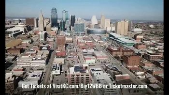 Big 12 Conference TV Spot, 'Women's College Basketball XII Championship: 2020 Kansas City' - Thumbnail 3