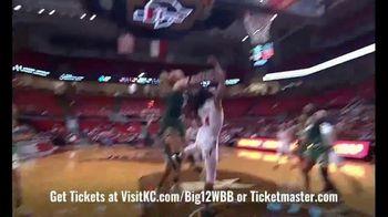 Big 12 Conference TV Spot, 'Women's College Basketball XII Championship: 2020 Kansas City' - Thumbnail 5