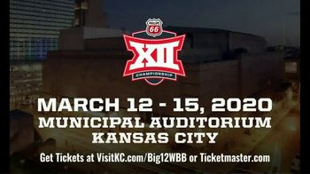 Big 12 Conference TV Spot, 'Women's College Basketball XII Championship: 2020 Kansas City' - Thumbnail 6