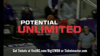 Big 12 Conference TV Spot, 'Women's College Basketball XII Championship: 2020 Kansas City' - Thumbnail 7