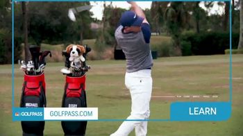 GolfPass TV Spot, 'My Favorite Thing' - Thumbnail 3