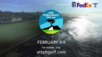 2020 AT&T Pebble Beach Pro-Am TV Spot, 'Don't Miss It' Feat. Dustin Johnson, Phil Mickelson - Thumbnail 9