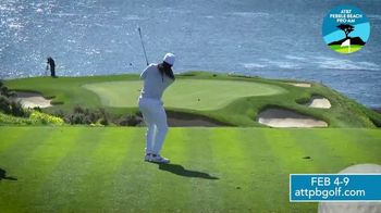 2020 AT&T Pebble Beach Pro-Am TV Spot, 'Don't Miss It' Feat. Dustin Johnson, Phil Mickelson - Thumbnail 8