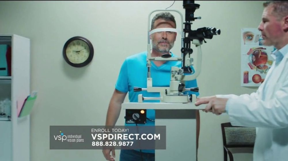 VSP Individual Vision Plan TV Commercial, 'Ready for a ...