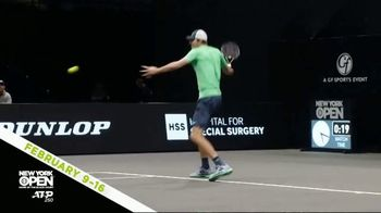 ATP World Tour TV Spot, '2020 New York Open'