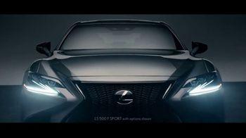 2020 Lexus LS 500 TV Spot, 'The New Rule' [T2]