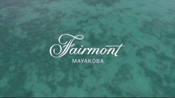 Fairmont Mayakoba TV Spot, 'The Experience' - Thumbnail 10