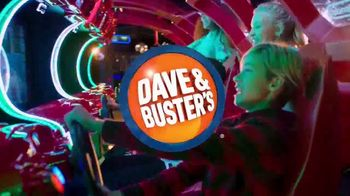 Dave and Buster's TV Spot, 'Long Weekend Plans'
