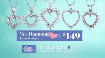 Be My Valentine: Diamond Heart Pendants thumbnail