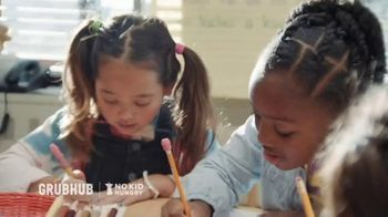Grubhub TV Spot, 'No Kid Hungry: Donate With Your Order' - 14038 commercial airings