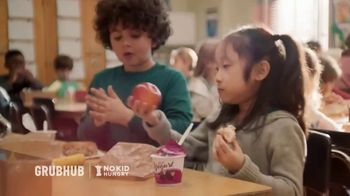 Grubhub TV Spot, 'No Kid Hungry: Donate With Your Order' - Thumbnail 9