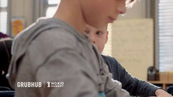 Grubhub TV Spot, 'No Kid Hungry: Donate With Your Order'