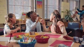 Grubhub TV Spot, 'No Kid Hungry: Donate With Your Order' - Thumbnail 6