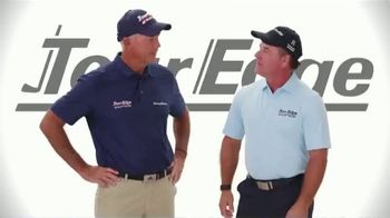 Tour Edge Exotics EXS 220 Driver TV Spot, 'Love That' Ft. Scott McCarron, Tom Lehman, Duffy Waldorf - 758 commercial airings