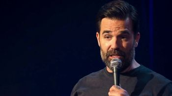 Amazon Prime Video TV Spot, 'Rob Delaney: Jackie'