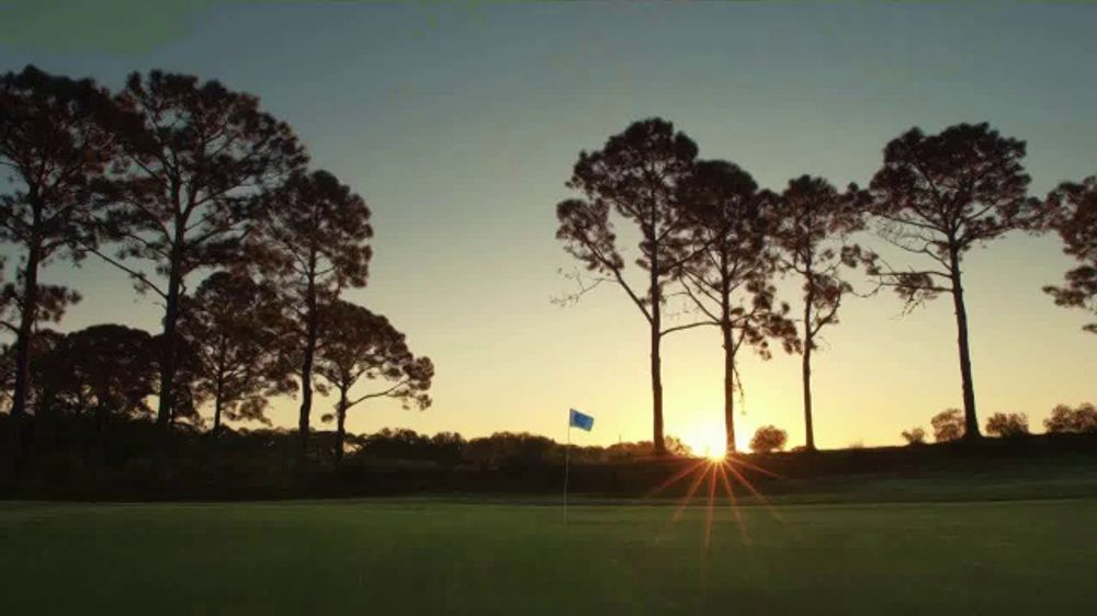 American Express TV Commercial, 'For Those Who Rise at Dawn: Golf Course'