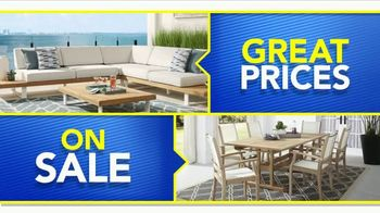 Rooms to Go Patio Holiday Weekend Sale TV Spot, 'Outdoor Furniture' - Thumbnail 3