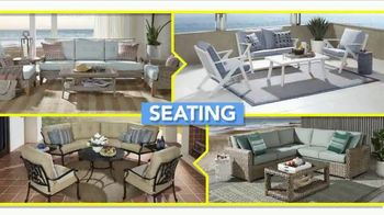 Rooms to Go Patio Holiday Weekend Sale TV Spot, 'Outdoor Furniture' - Thumbnail 6