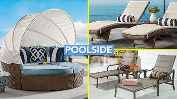 Rooms to Go Patio Holiday Weekend Sale TV Spot, 'Outdoor Furniture'