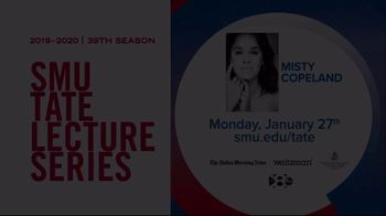 Southern Methodist University TV Spot, 'ABC 8: Misty Copeland' - Thumbnail 1