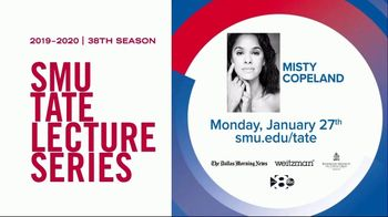 Southern Methodist University TV Spot, 'ABC 8: Misty Copeland' - Thumbnail 10