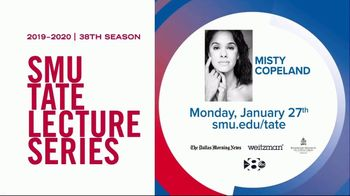 Southern Methodist University TV Spot, 'ABC 8: Misty Copeland' - Thumbnail 4
