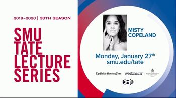Southern Methodist University TV Spot, 'ABC 8: Misty Copeland' - Thumbnail 5