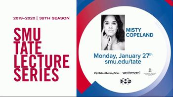 Southern Methodist University TV Spot, 'ABC 8: Misty Copeland' - Thumbnail 6
