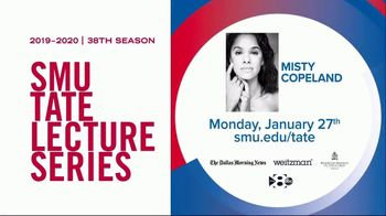 Southern Methodist University TV Spot, 'ABC 8: Misty Copeland' - Thumbnail 7