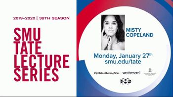 Southern Methodist University TV Spot, 'ABC 8: Misty Copeland' - Thumbnail 8