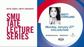 Southern Methodist University TV Spot, 'ABC 8: Misty Copeland' - Thumbnail 9