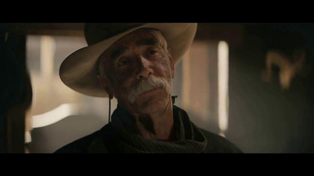Doritos Super Bowl 2020 Teaser TV Commercial, 'Monologue' Featuring Sam Elliott