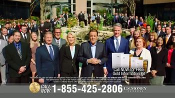 U.S. Money Reserve TV Spot, 'Quadrupled Their Money: Diversify Assets' - Thumbnail 8
