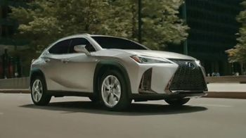 Lexus UX TV Spot, 'A Different Frontier' Song by KRANE, Jupe [T2] - 4255 commercial airings